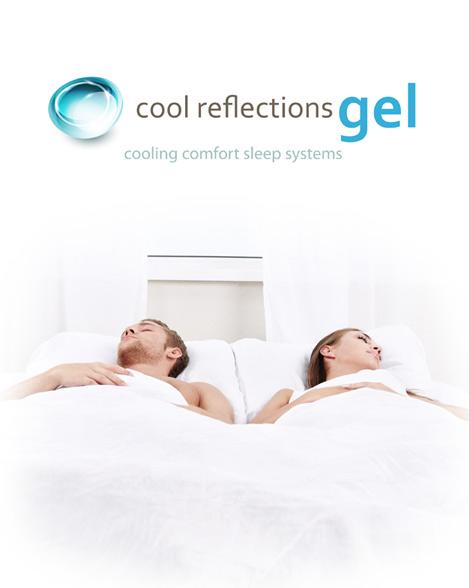 Sleep in cool         comfort