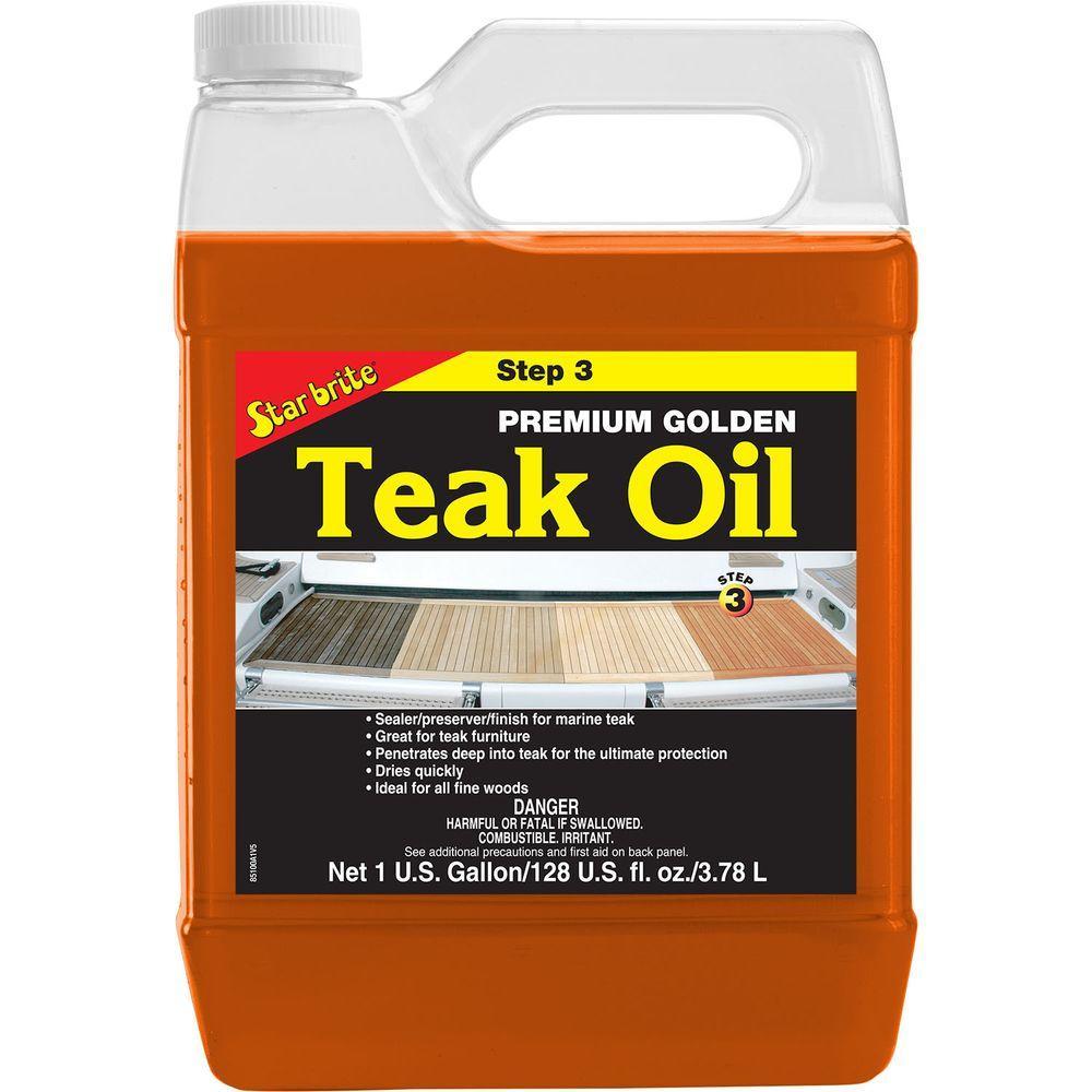 Teak Oil for outdoor furniture